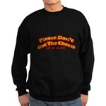 Cut the Cheese Sweatshirt (dark)