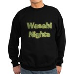 Wasabi Nights Sweatshirt (dark)