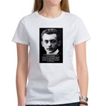 Philosopher / Scientist: Max Born Women's T-Shirt
