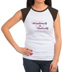 Irrevocably In Love Twilight Women's Cap Sleeve T-