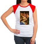 Death of Cleopatra Women's Cap Sleeve T-Shirt
