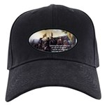 Christopher Columbus Black Cap