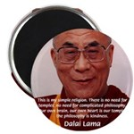 "His Holiness the Dalai Lama 2.25"" Magnet (10 pack)"