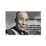 The 14th Dalai Lama Rectangle Magnet
