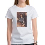 Philosopher: Rene Descartes Women's T-Shirt