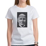 Philosopher: Alfred Whitehead Women's T-Shirt