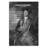 George Washington Large Poster