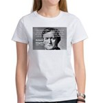 Musician Richard Wagner Women's T-Shirt