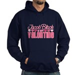 Jacob Twilight Valentine Hoodie (dark)