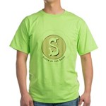 Market Sister of the Bride Green T-Shirt