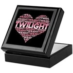 Twilight Heart Keepsake Box