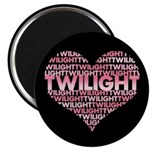 Twilight Heart 2.25&quot; Magnet (100 pack)