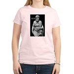 Wisdom of Socrates Women's Pink T-Shirt