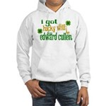I Got Lucky with Edward Culle Hooded Sweatshirt