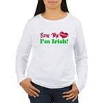 Bite Me Carlisle Women's Long Sleeve T-Shirt