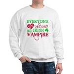 Irish Vampire Twilight Sweatshirt