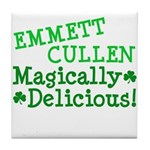 Emmett Magically Delicious Tile Coaster