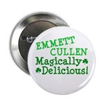 "Emmett Magically Delicious 2.25"" Button (100 pack)"