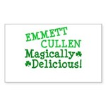 Emmett Magically Delicious Rectangle Sticker 50 p