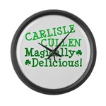 Carlisle Magically Delicious Large Wall Clock