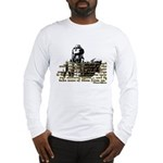 Jefferson Limits On Power Quo Long Sleeve T-Shirt