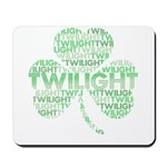 Twilight Shamrock Mousepad