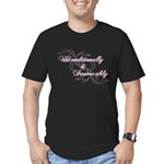 Irrevocably In Love Twilight Men's Fitted T-Shirt