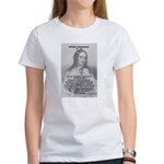 Tragic Love: Romeo and Juliet Women's T-Shirt