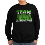 Team Leprechaun Sweatshirt (dark)