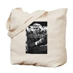 Russell: Logic and Opinion Tote Bag
