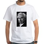 Bertrand Russell White T-Shirt