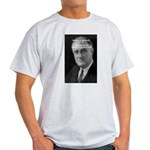 Franklin D. Roosevelt Ash Grey T-Shirt