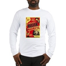 Vintage Reefer Madness Long Sleeve T-Shirt