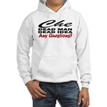 Che Is Dead Hooded Sweatshirt