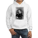 Vanity God and Nietzsche Hooded Sweatshirt