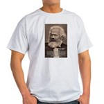 Civilization and Marx Ash Grey T-Shirt