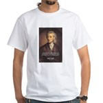 Change and John Locke White T-Shirt