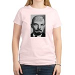 Capitalism and Lenin Women's Pink T-Shirt