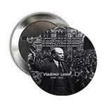 Vladimir Lenin Revolution Button