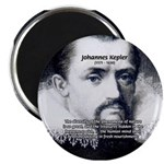 Kepler Scientific Revolution Magnet