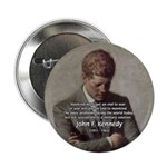 "Man / War John F. Kennedy 2.25"" Button (10 pack)"
