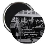"Education John F. Kennedy 2.25"" Magnet (10 pack)"
