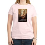 Jesus Kingdom of Heaven Women's Pink T-Shirt