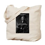 President Thomas Jefferson Tote Bag