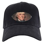Work and Luck Jefferson Black Cap