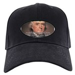 Media Thomas Jefferson Black Cap