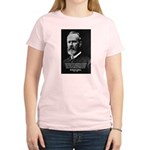 Pragmatic William James Women's Pink T-Shirt