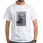 Prejudice William James White T-Shirt