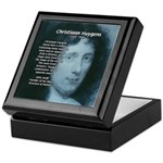 Huygens Combination Keepsake Box