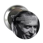 "Humanist Aldous Huxley 2.25"" Button (100 pack)"